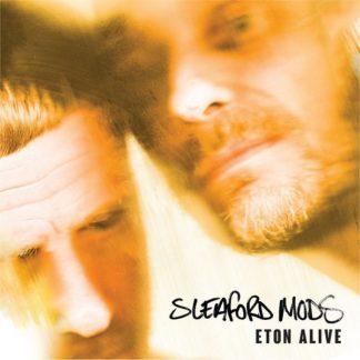 SLEAFORD MODS Eton Alive - Vinyl LP (blue)