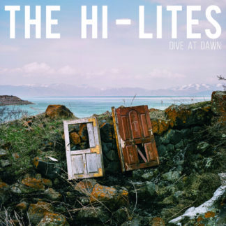THE HI-LITES Dive At Dawn - Vinyl LP (black)