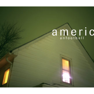 AMERICAN FOOTBALL American Football (LP1) - Vinyl 2xLP (red)