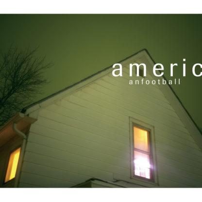 AMERICAN FOOTBALL American Football (LP1) - Vinyl 2xLP (red)