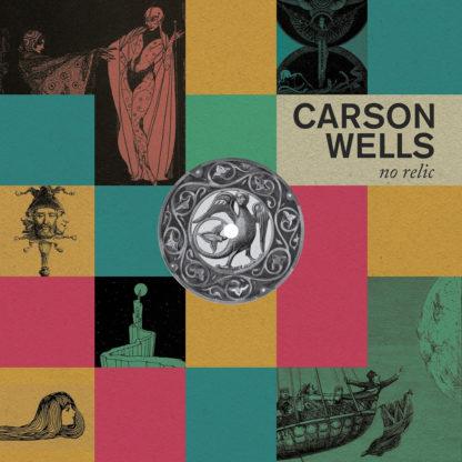 CARSON WELLS No Relic - Vinyl LP (black)