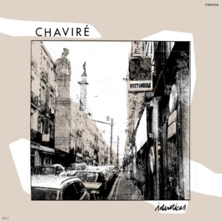 CHAVIRE Interstices - Vinyl LP (clear with black smoke)