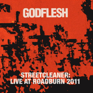 GODFLESH Streetcleaner : Live At Roadburn 2011 - Vinyl 2xLP (black)