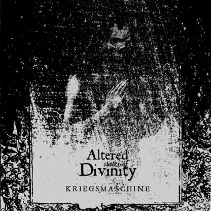 KRIEGSMASCHINE Altered States Of Divinity - Vinyl LP (black)jpg