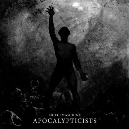 KRIEGSMASCHINE Apocalypticists - Vinyl 2xLP (black)