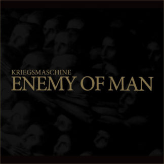KRIEGSMASCHINE Enemy of man - Vinyl LP (black)