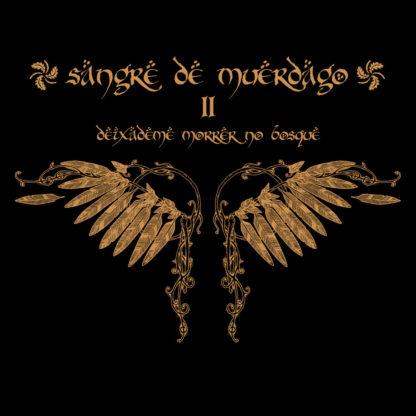 SANGRE DE MUERDAGO Deixademe Morrer No Bosque - Vinyl 2xLP (red)