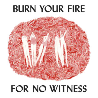 ANGEL OLSEN Burn Your Fire For No Witness - Vinyl LP (black)
