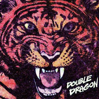 DOUBLE DRAGON Double Dragon - Vinyl 2xLP (solid red)