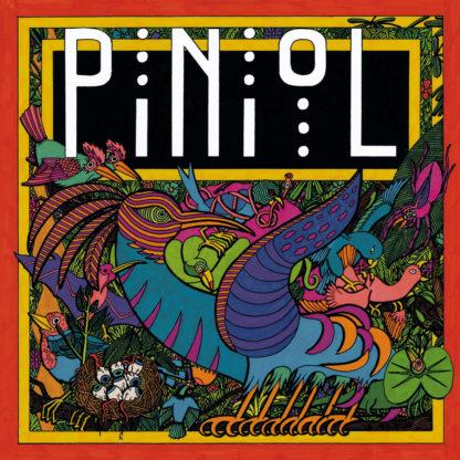 PINIOL Bran Coucou - Vinyl 2xLP (black)