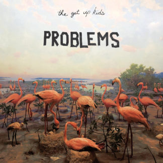 THE GET UP KIDS Problems - Vinyl LP (seafoam | black)