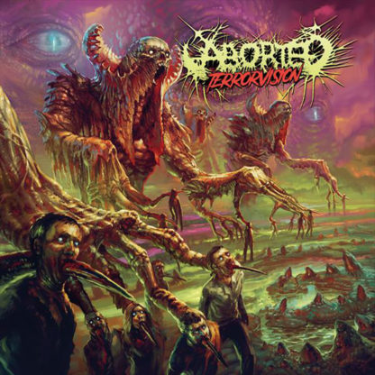 ABORTED Terrovision - Vinyl LP (black) + CD