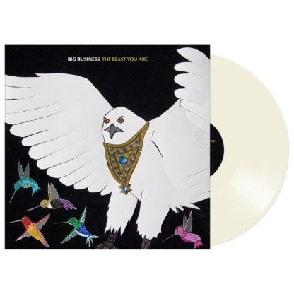 BIG BUSINESS The Beast You Are - Vinyl LP (bone white)