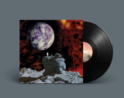FUN Death Star - Vinyl LP (black)