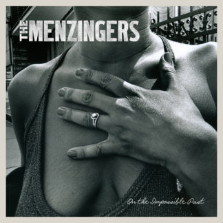 THE MENZINGERS On The Impossible Past - Vinyl LP (pink)