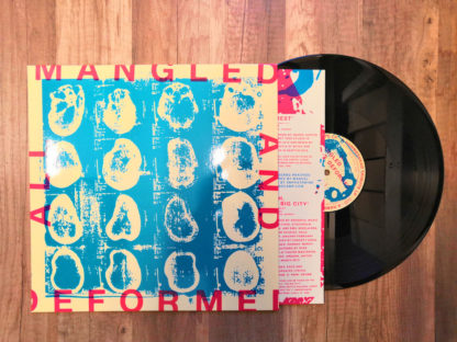 V/A All Mangled and Deformed - A Tribute to Hammerhead - Vinyl LP (black)
