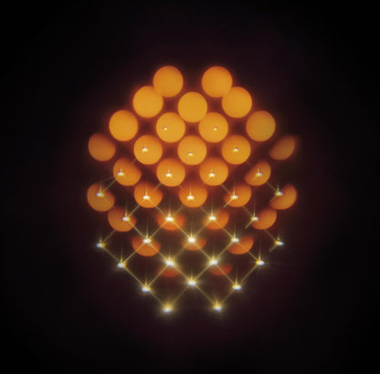 WASTE OF SPACE ORCHESTRA Syntheosis - Vinyl 2xLP (orange | black)