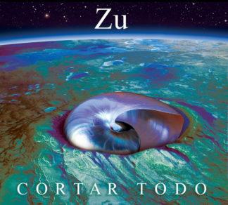 ZU Cortar Todo - Vinyl LP (black)