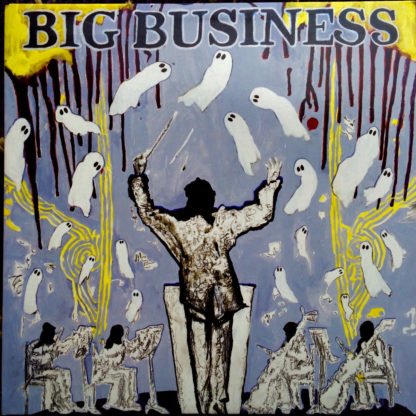 BIG BUSINESS Head For The Shallow - Vinyl LP (black)