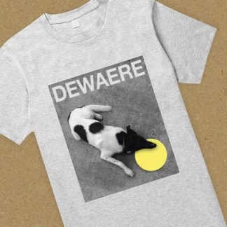 DEWAERE Lemon - T-shirt (grey)