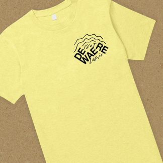 DEWAERE Slot Logic - T-shirt (yellow)