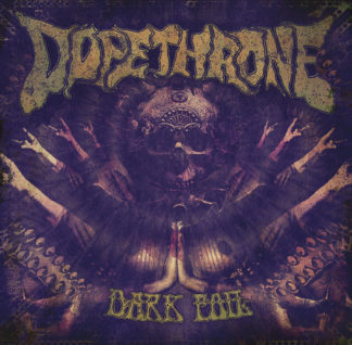 DOPETHRONE Dark Foil - Vinyl LP (clear yellow)
