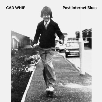 GAD WHIP Post Internet Blues - Vinyl LP (black)