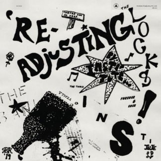 INSTITUTE Readjusting the Locks - Vinyl LP (bourbon | black)
