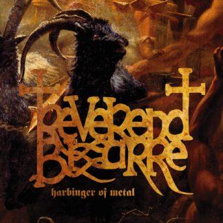 REVEREND BIZARRE Harbinger of Metal - Vinyl 2xLP (black)