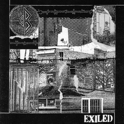 BAD BREEDING Exiled - Vinyl LP (black)