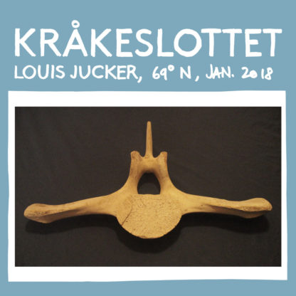 LOUIS JUCKER Kråkeslottet [The Crow's Castle] - Vinyl LP (black)