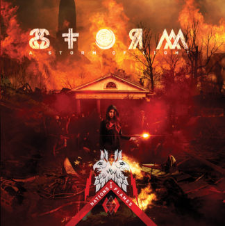 A STORM OF LIGHT Nations To Flames - Vinyl 2xLP (black)