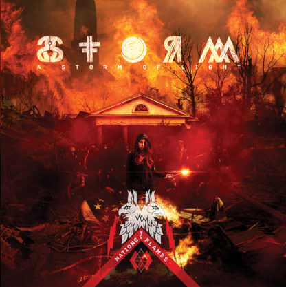A STORM OF LIGHT Nations To Flames - Vinyl 2xLP (black)