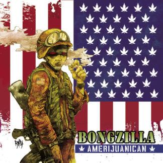 BONGZILLA Amerijuanican - Vinyl LP (black)