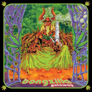 BONGZILLA Gateway - Vinyl LP (black)