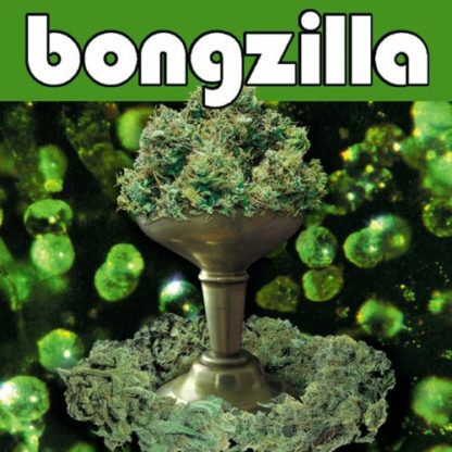 BONGZILLA Stash - Vinyl LP (black)