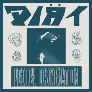 DIÄT Positive Disintegretion - Vinyl LP (black)