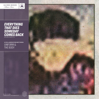 UNIFORM & THE BODY Everything That Dies Someday Comes Back (purple | black)