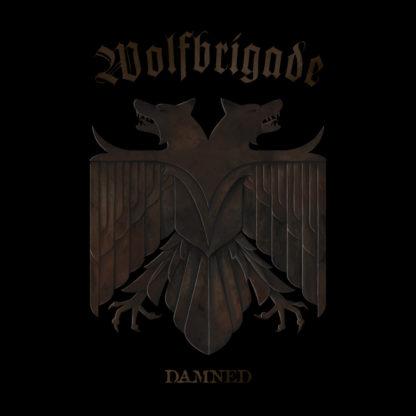 WOLFBRIGADE Damned - Vinyl LP (black)