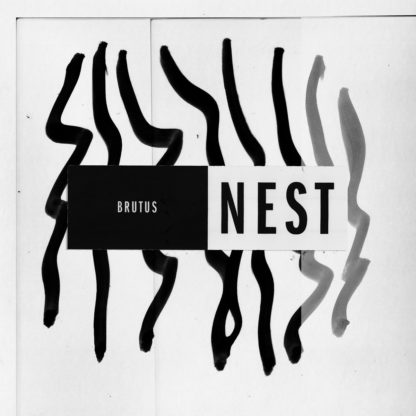 BRUTUS Nest - Vinyl LP (black)