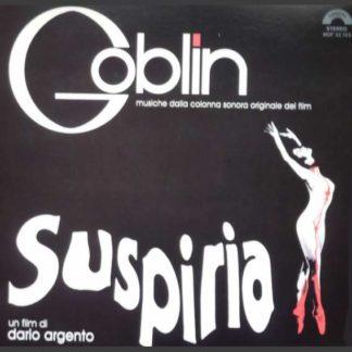 GOBLIN Suspiria - Vinyl LP (black)