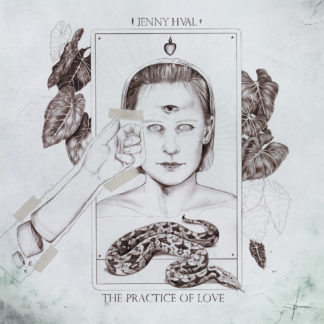 JENNY HVAL The Practice of Love - Vinyl LP (sand | black)