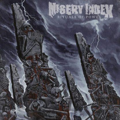 MISERY INDEX Rituals Of Power - Vinyl LP (black)