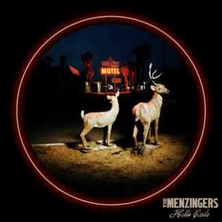 THE MENZINGERS Hello Exile - Vinyl LP (aqua blue)