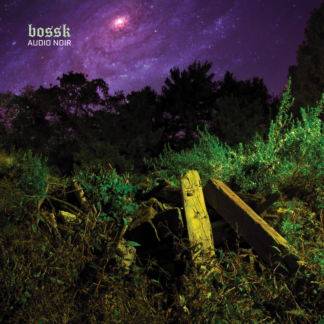 BOSSK Audio Noir - Vinyl LP (purple in clear with black splatter)