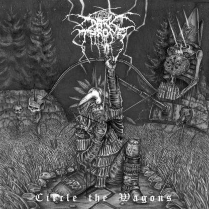 DARKTHRONE Circle The Wagons - Vinyl LP (black)