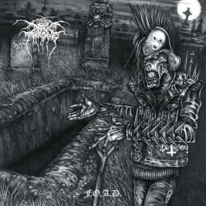 DARKTHRONE F.O.A.D. - Vinyl LP (black)