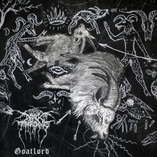 DARKTHRONE Goatlord - Vinyl LP (black)