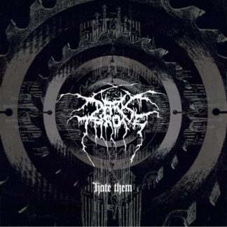 DARKTHRONE Hate Them - Vinyl LP (black)