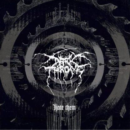 DARKTHRONE Hate Them - Vinyl LP (black)
